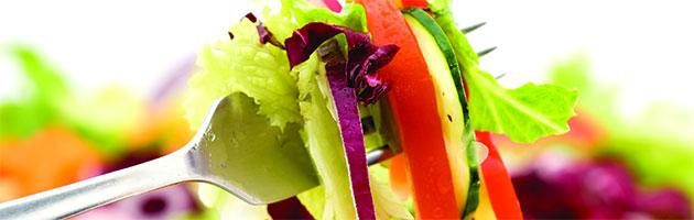 Uma boa alimentação garante mais disposição para o seu dia-a-dia